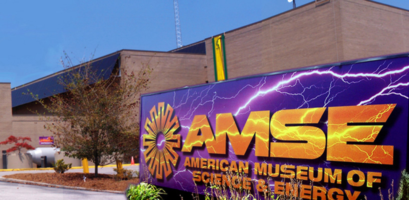 american museum of science and energy in oak ridge tn