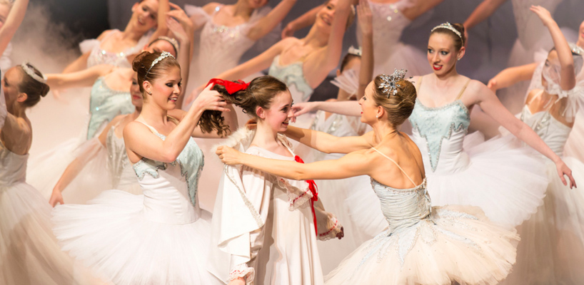 The Oak Ridge Ballet is one of many groups that maintain the culture of the area.