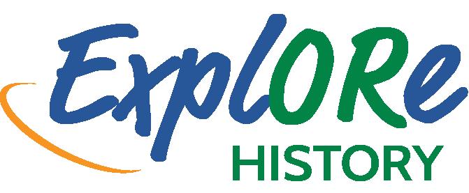 explore history logo