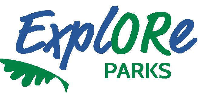 explore parks logo