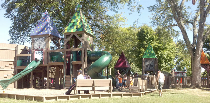 oak ridge's children's park
