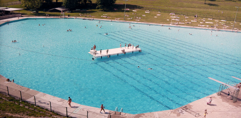 oak ridge's outdoor pool