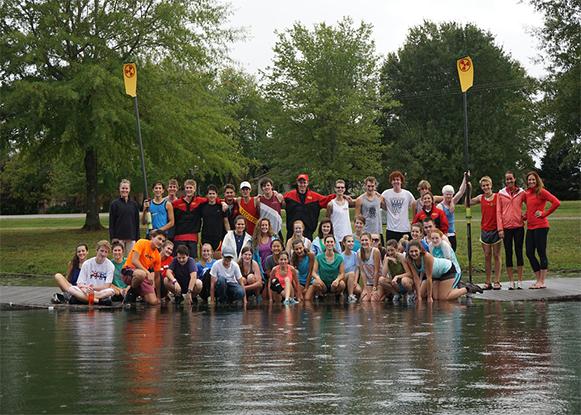 rowing team picutre
