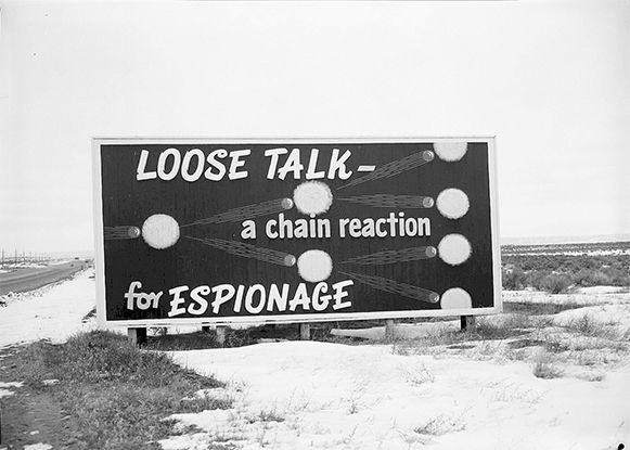 lose talk billboard