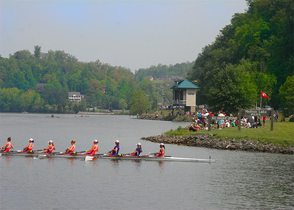 rowing team in oak ridge tn