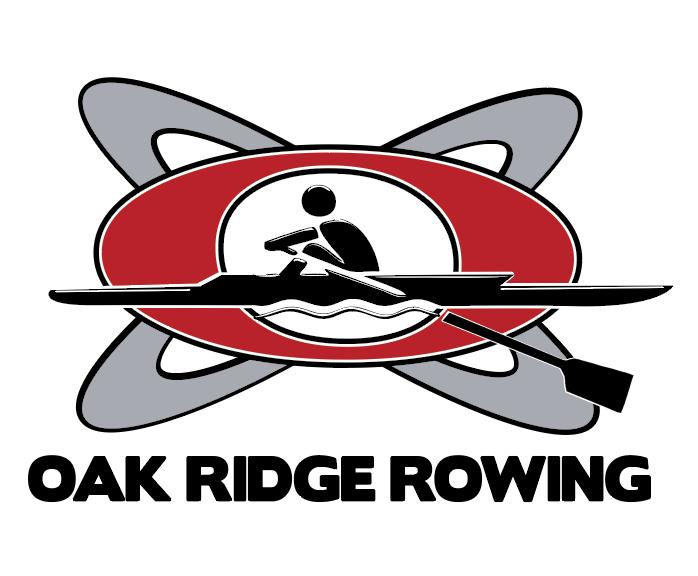 oak ridge rowing logo