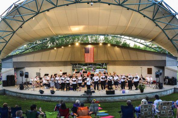 oak ridge community concert band