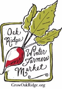 oak ridge farmer's market logo