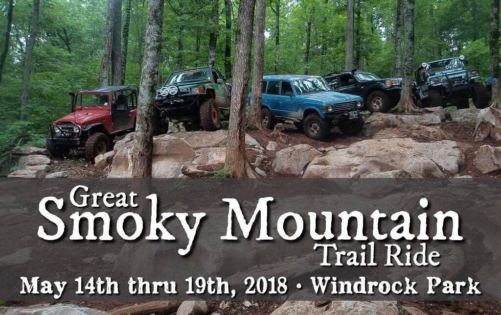 great smoky mountain trail ride at windrock park
