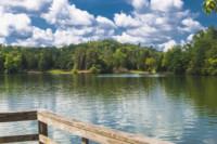 A beautiful spring day in Oak Ridge TN.