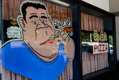 Big Ed's Pizza in Oak Ridge.